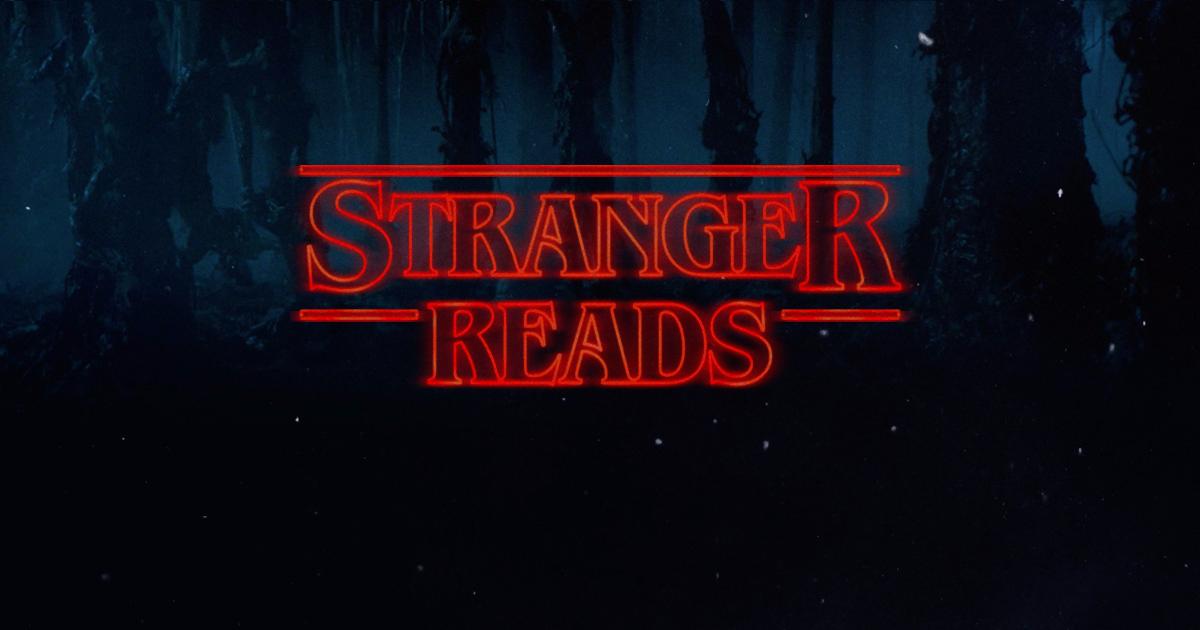 Stranger things books